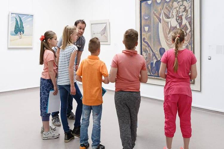 Kroller-muller museum, Veluwe