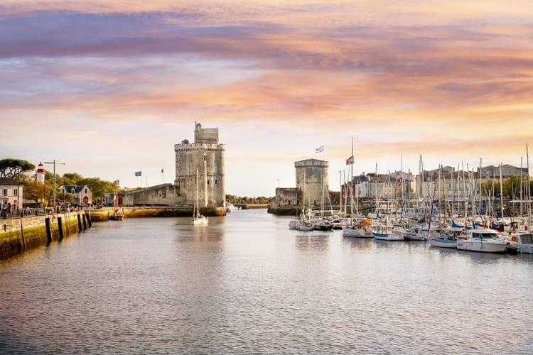 La Rochelle, Frankrijk