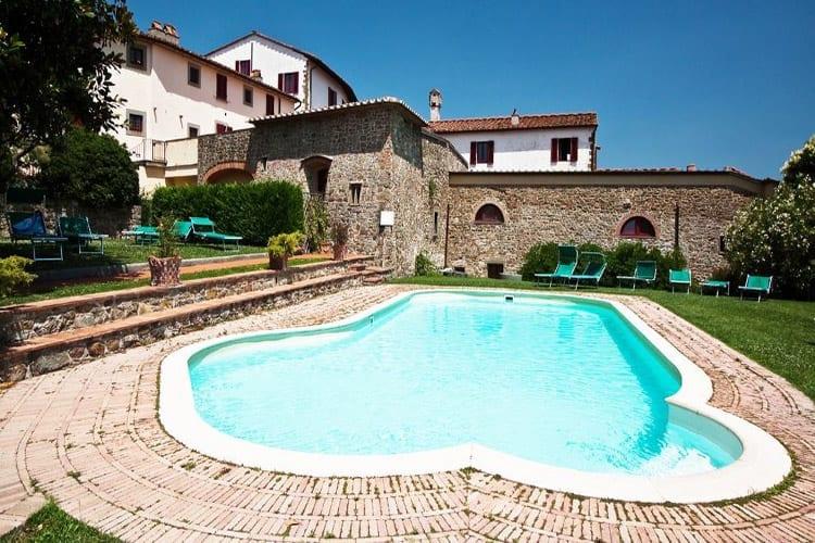 Borgo Artimino, Toscane