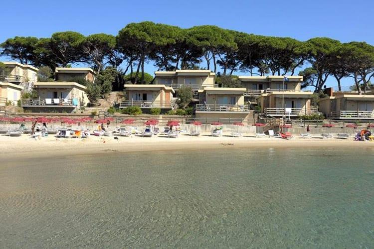 Golfo del Sole, Toscane