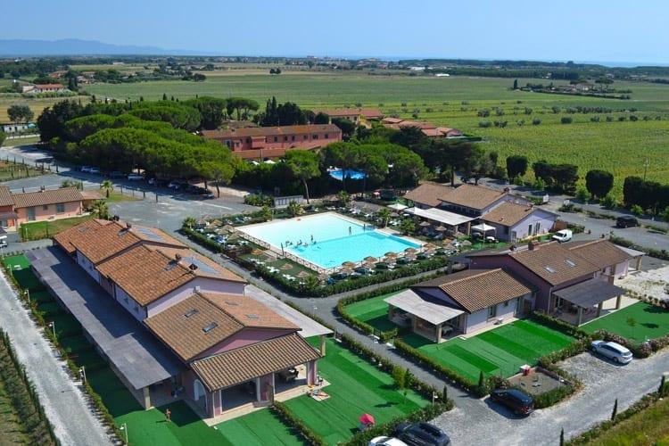 Residence al Mare, Toscane