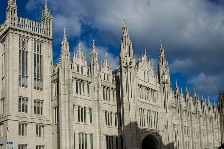 Aberdeen, Schotland