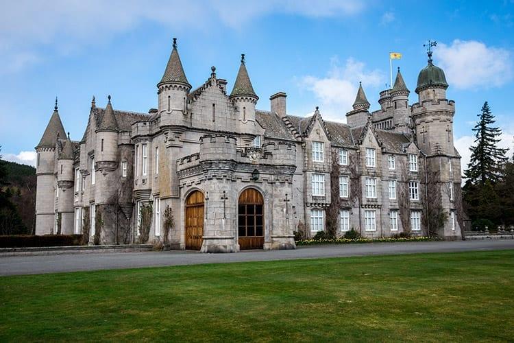 Balmoral Castle, Schotland