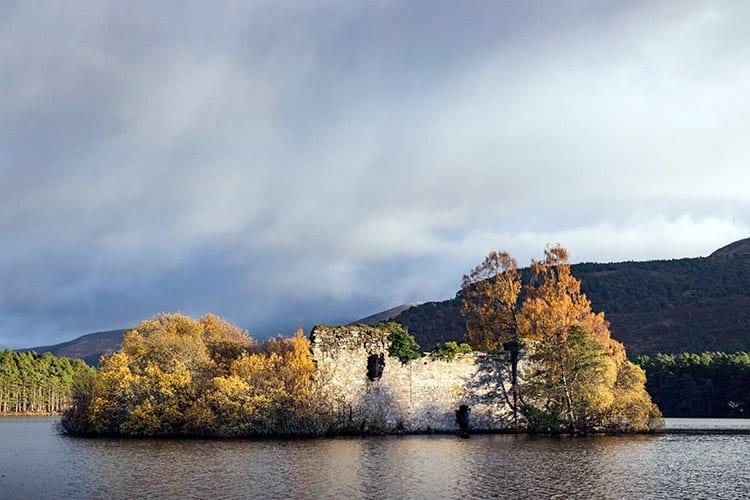 Loch an Eilein, Cairngorms National Park