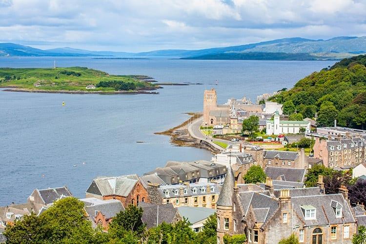 Oban, Schotland