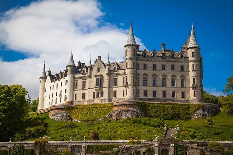Dunrobin Castle, Schotse Hooglanden