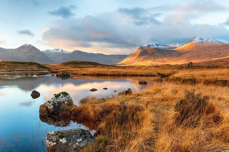 Rannoch Moor, Schotse Hooglanden