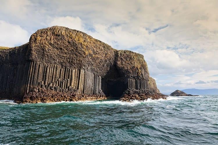 Fingal's Cave op het eilandje Staffa