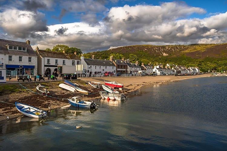 Ullapool, Schotland