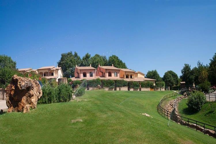 Terme di Sorano, Toscane