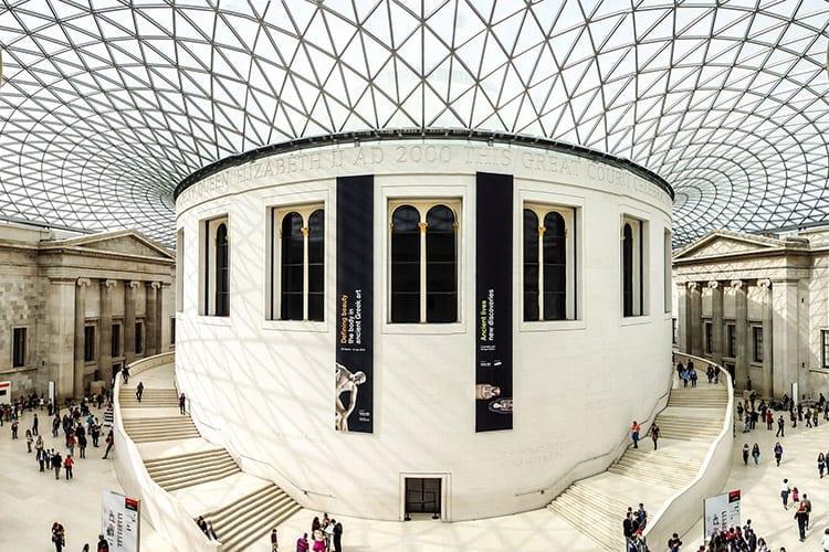British Museum, Londen