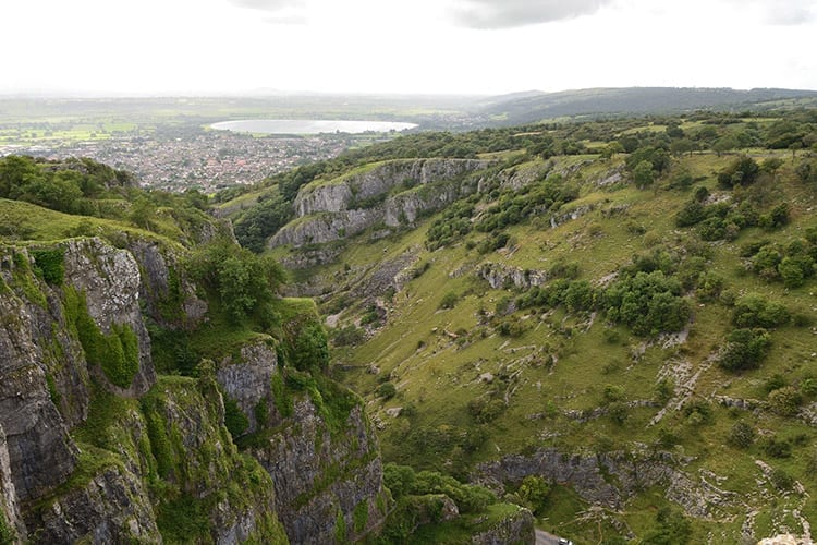 Somerset Cheddar Gorge