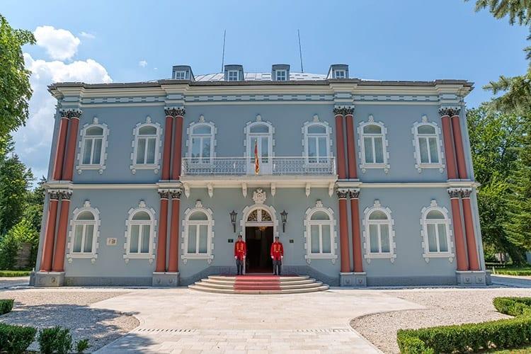 Blue Palace, Cetinje