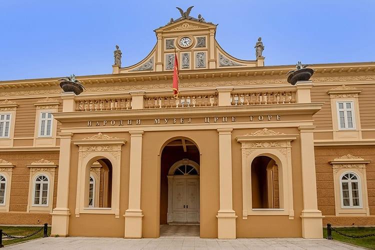 Historisch museum, Cetinje