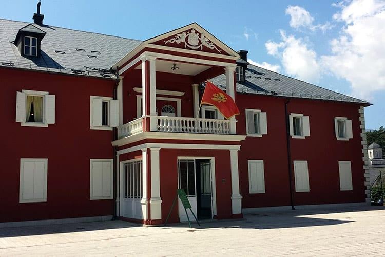 King Nikola's museum, Cetinje