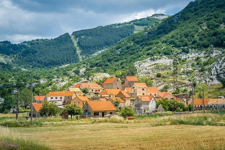 Njeguši, Montenegro
