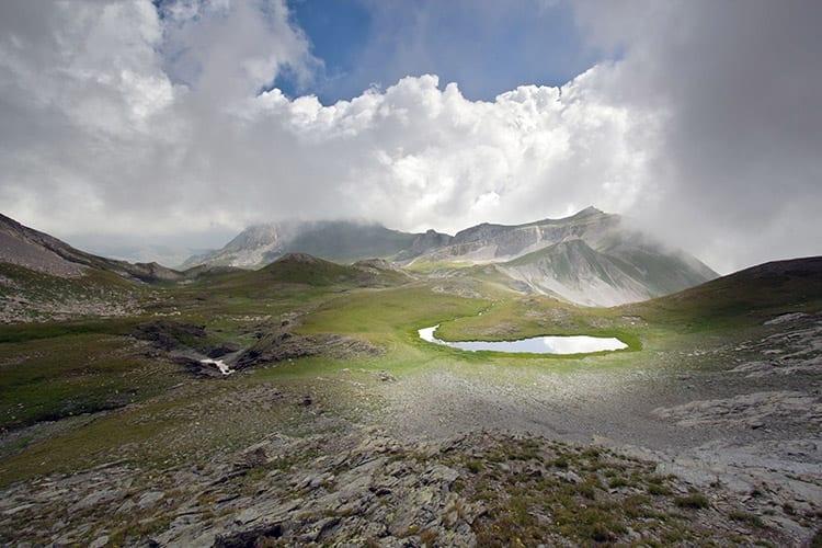 Mavrovo Nationaal Park, Noord-Macedonië