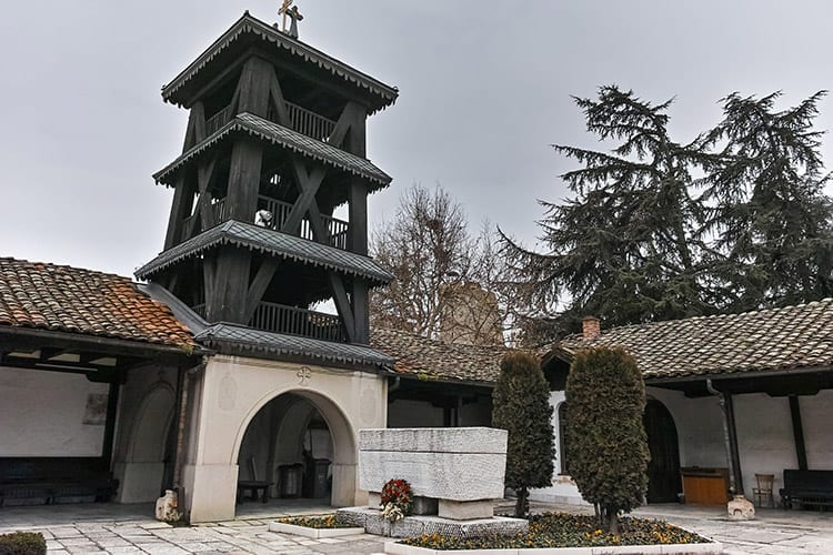Sveti Spas kerk, Skopje