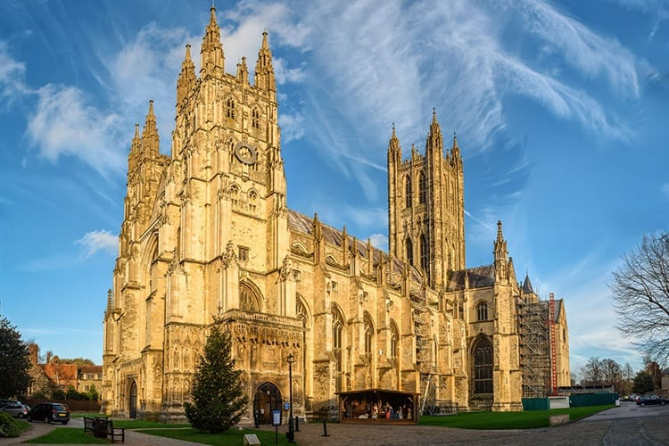 Kathedraal van Canterbury, Kent