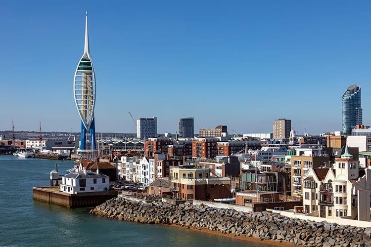Portsmouth, Engeland