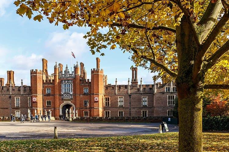 Hampton Court Palace, Surrey