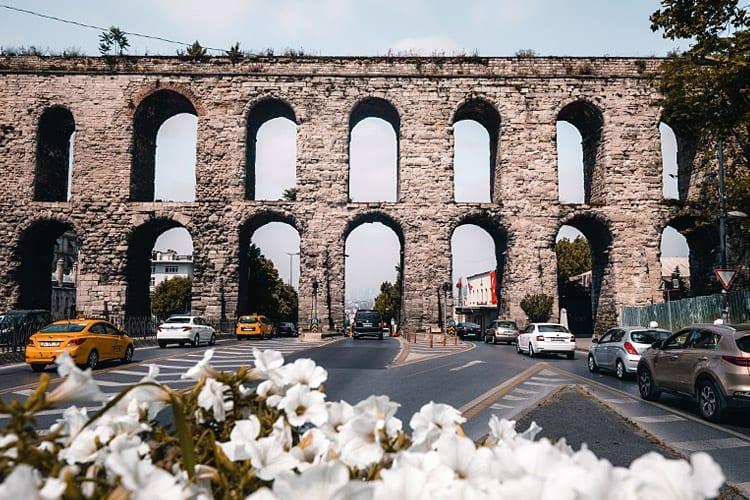 Aquaduct van Valens, Istanbul