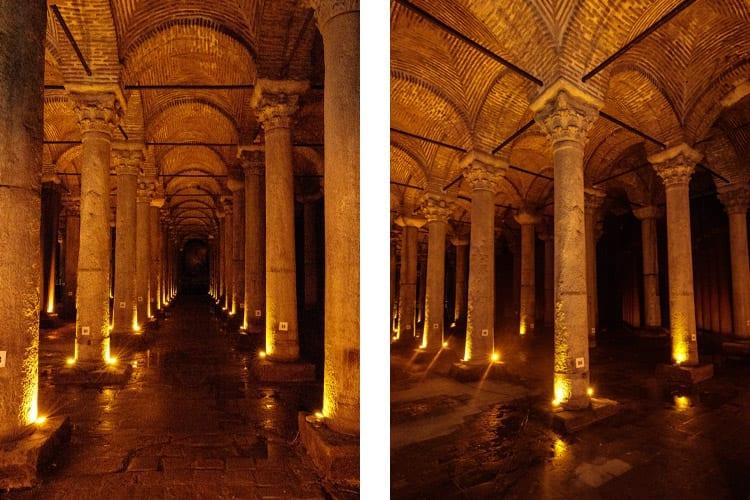 Basilica Cisterne, Istanbul