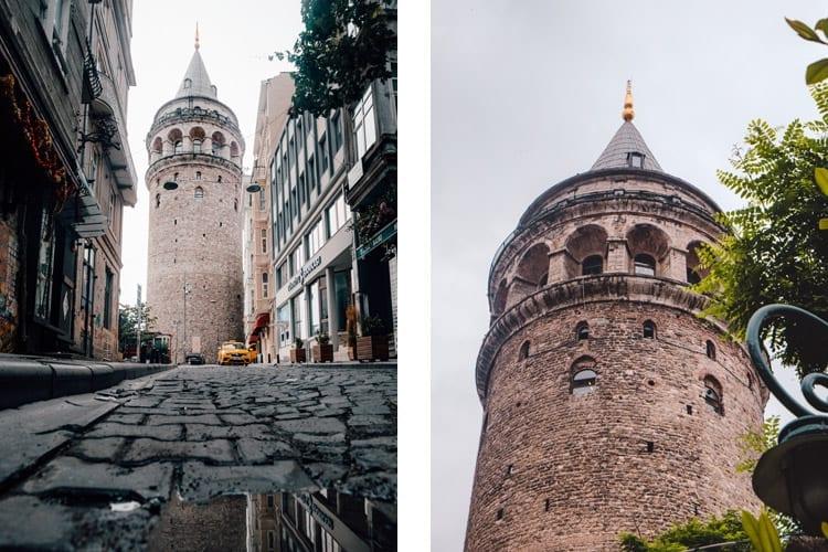 Galata toren, Istanbul