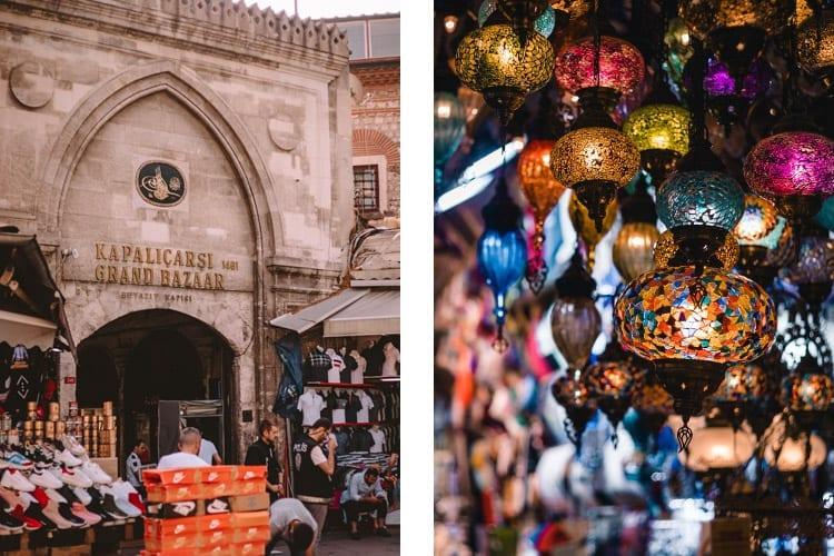 Grand Bazaar, Istanbul stedentrip