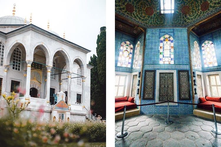 Topkapı-paleis, stedentrip Istanbul