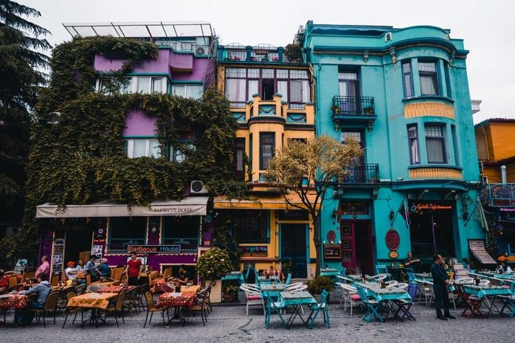 Yerebatan Street, Istanbul
