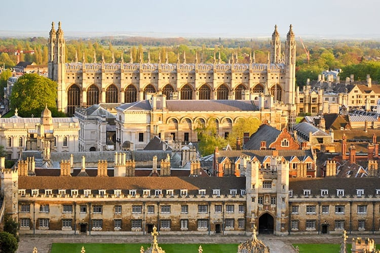 Cambridge, Engeland