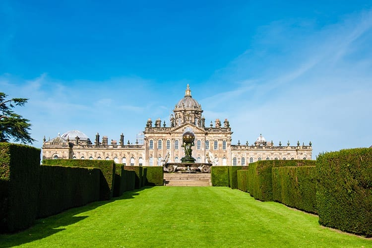 Castle Howard, Engeland