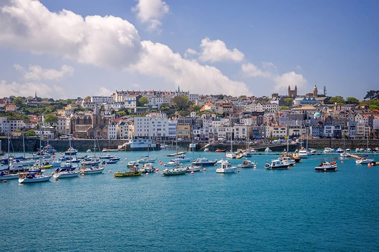 St Peter's Port, Guernsey, Kanaaleilanden