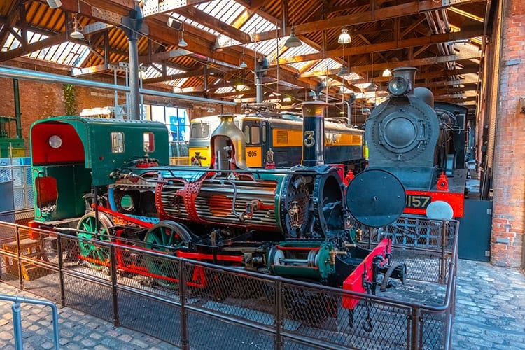 Museum of Science and Industry, Manchester