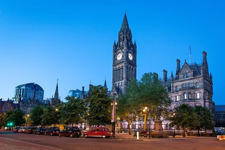 Manchester, Engeland