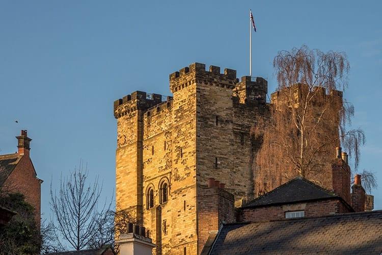 Castle Keep, Newcastle