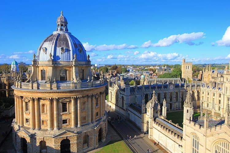 Oxford, Engeland