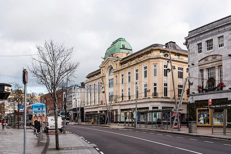 Winkelen in Cork