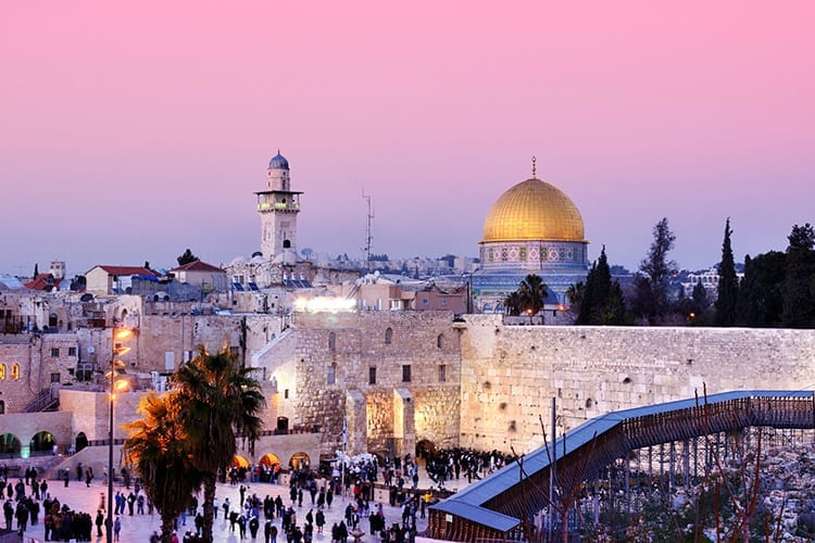 Jeruzalem, Israel