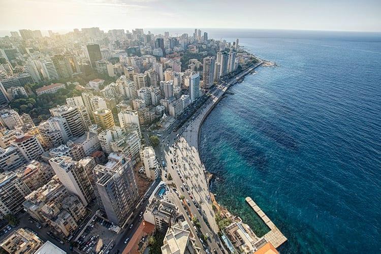 Stedentrip Beiroet