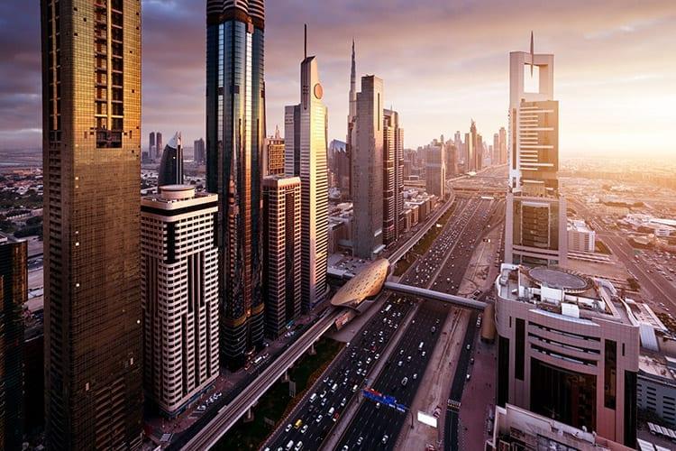 Stedentrip Dubai