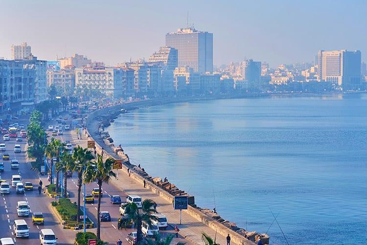Alexandrië, Egypte