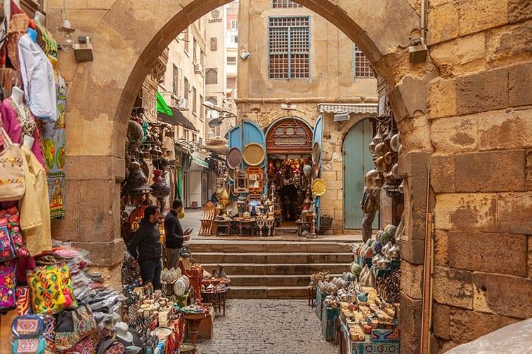 Bazaar, Caïro