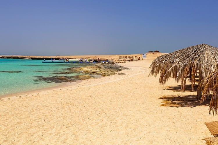 Giftun eiland, Egypte