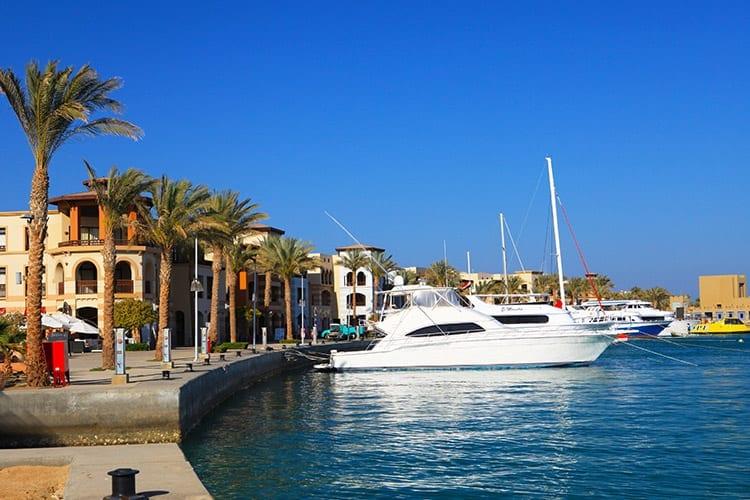 Port Ghalib, Egypte