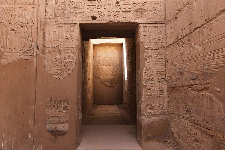 Tempel van Seti I, Egypte