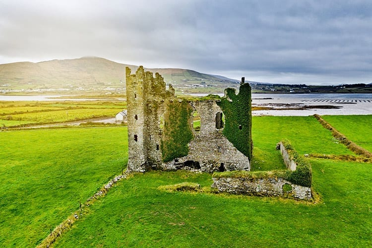 Ballycarbery Castle, Ring of Kerry