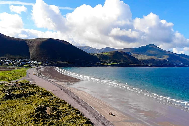 Rossbeigh Beach, Ring of Kerry