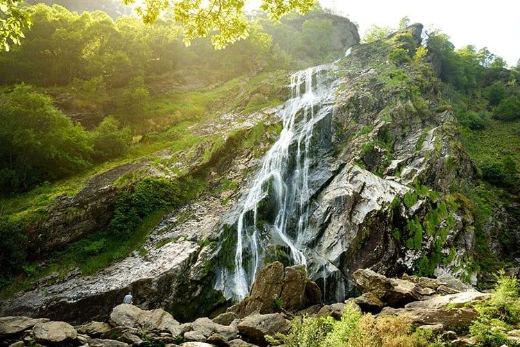 Powerscourt Waterfall, Wicklow Mountains